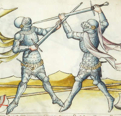 Armour Hand Fighting – The Academy of European Swordsmanship