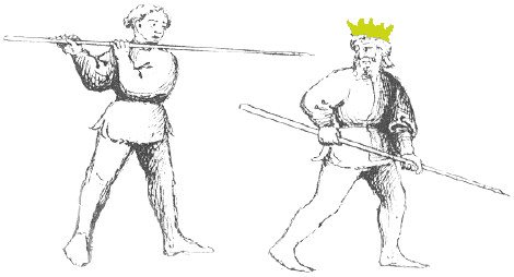 Fighting With Staff And Spear The Academy Of European Swordsmanship