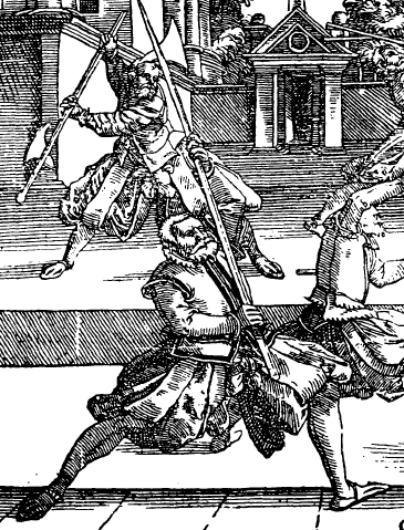 Fighting With Staff and Spear – The Academy of European Swordsmanship