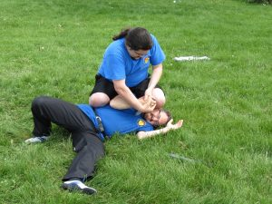 knife submission, knife fighting, practical self defence, self defence, knife combat, HEMA, WMA, martial arts
